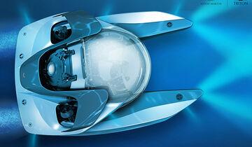 Aston Martin Project Neptune U-Boot
