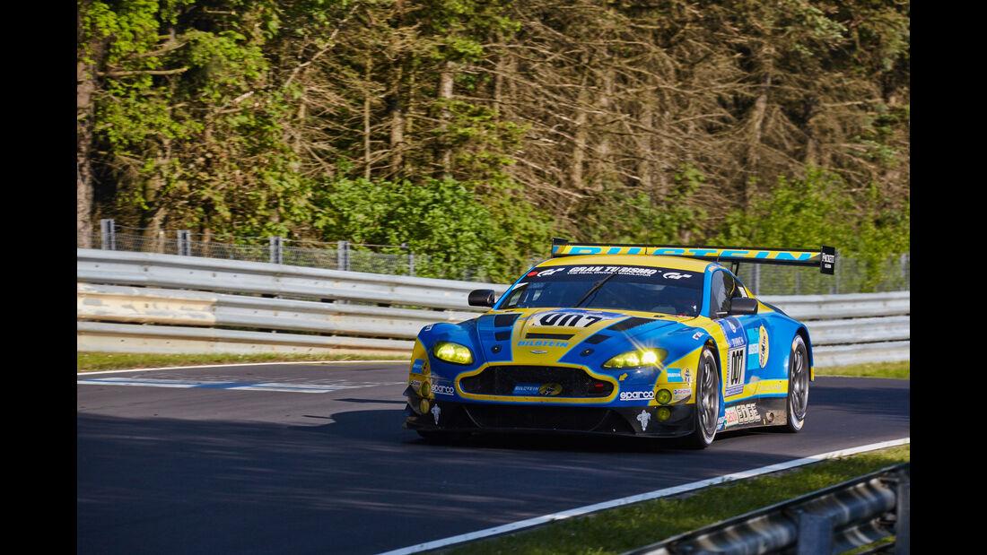 Aston Martin Racing - Aston Martin Vantage GT3 - #7 - 24h-Rennen Nürburgring 2015 - Top-30-Qualifying