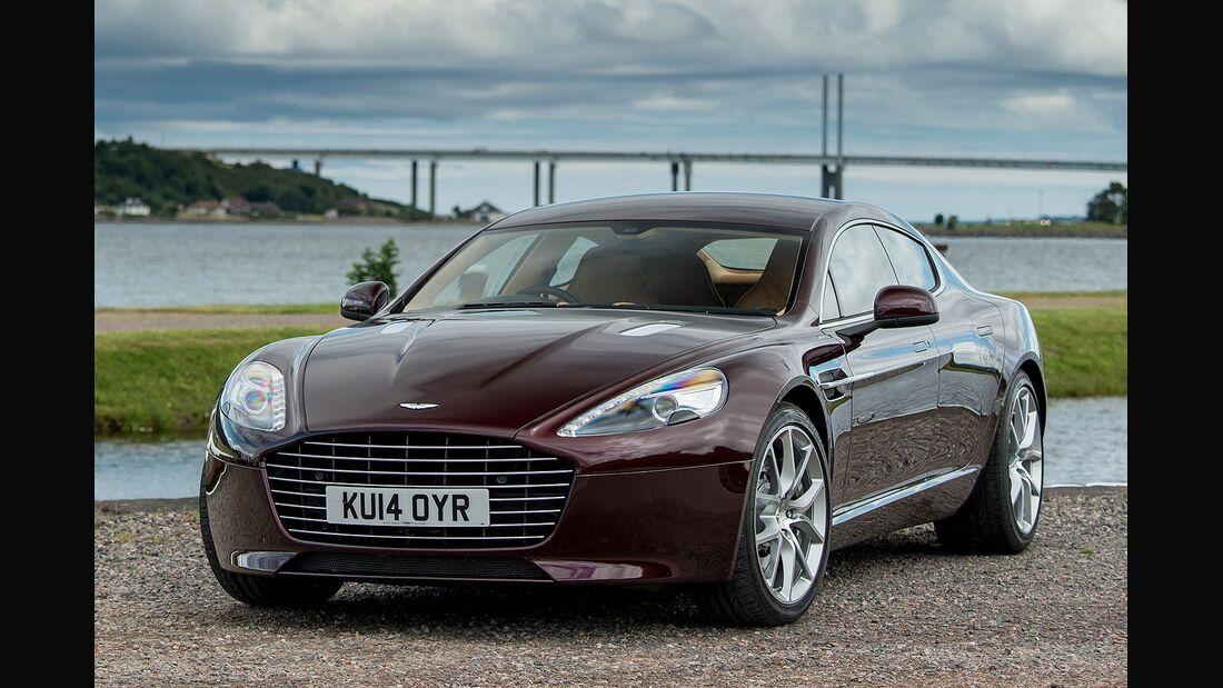 Aston Martin Rapid S 2015