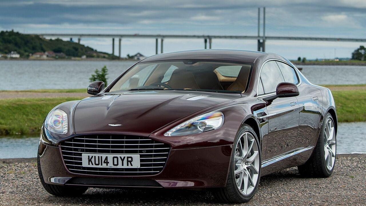 Aston Martin Rapide S Und Vanquish Bessere Beschleunigung Mehr Top Speed Auto Motor Und Sport