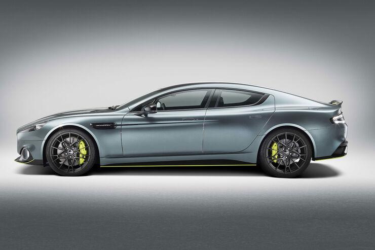 Aston Martin Rapide Amr Vorstellung Preis Daten Bilder Auto Motor Und Sport