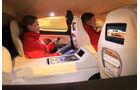 Aston Martin Rapide Innenraum