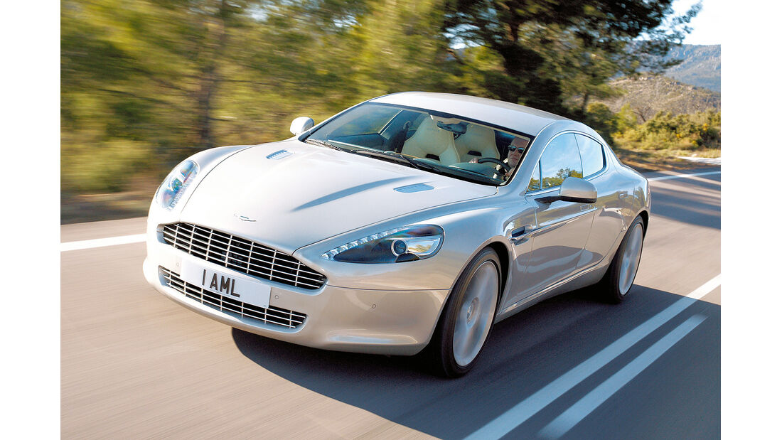 Aston Martin Rapide, Motor Klassik Award 2013