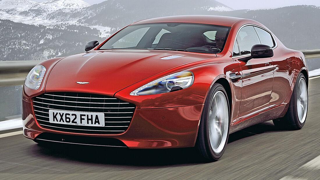Aston Martin Rapide S, Best Cars 2020, Kategorie F Luxusklasse