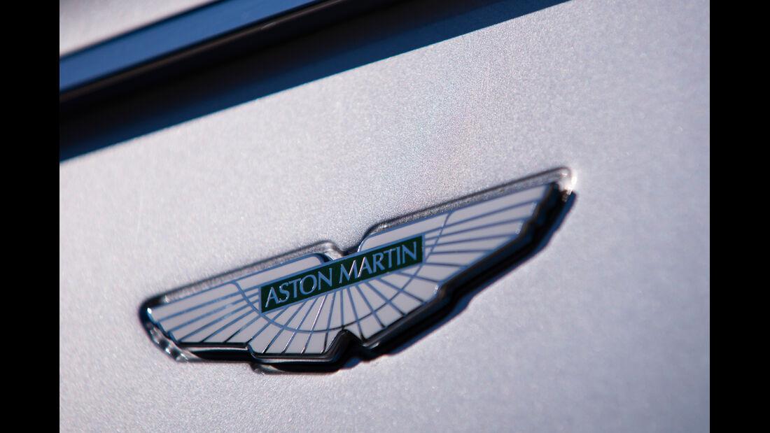 Aston Martin Rapide S, Emblem