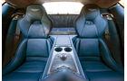 Aston Martin Rapide S, Frontsitze, Fahrersitz