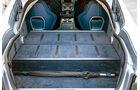 Aston Martin Rapide S, Kofferraum