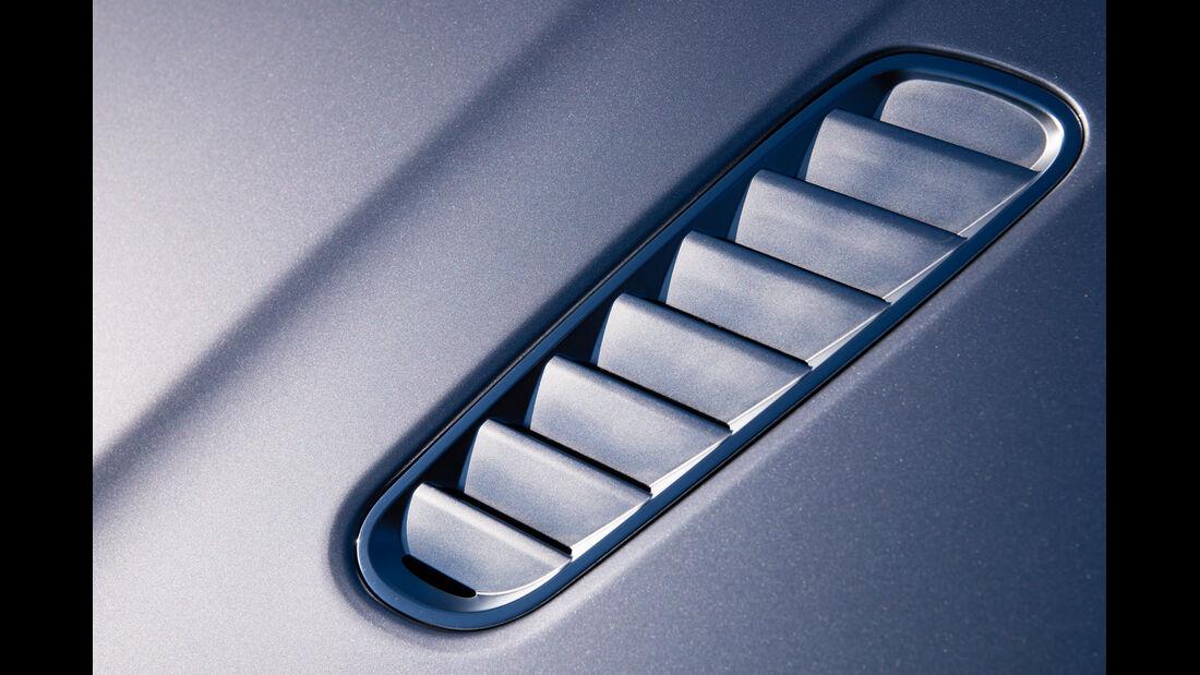 Aston Martin Rapide S, Lufteinlass