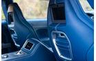 Aston Martin Rapide S, Monitore, Innenraum