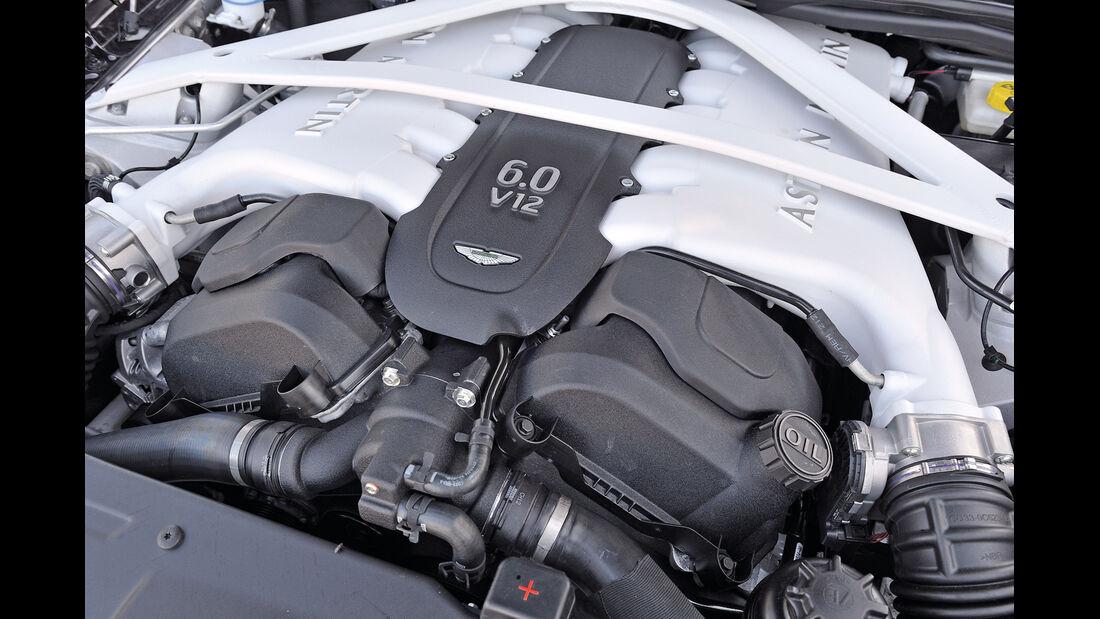 Aston Martin Rapide S, Motor