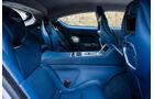 Aston Martin Rapide S, Rücksitze