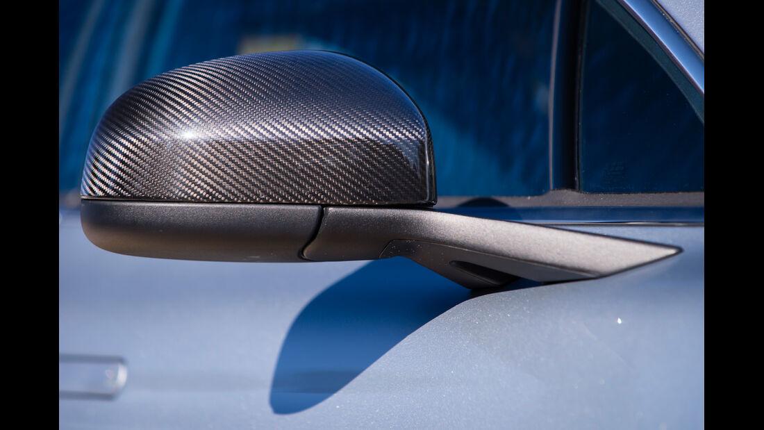 Aston Martin Rapide S, Seitenspiegel