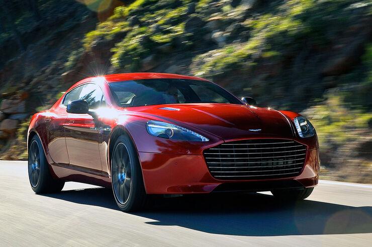 Aston Martin Rapide Alle Generationen Neue Modelle Tests Fahrberichte Auto Motor Und Sport