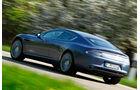 Aston Martin Rapide, Seitenansicht