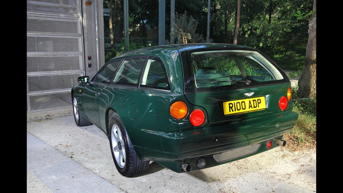 Aston Martin Sportsman Shooting Brake