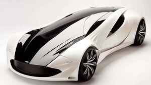 Aston Martin Studie - Libido Amore e Psiche