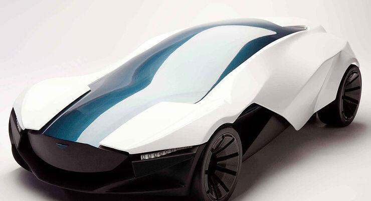Aston Martin Studie - Luxury Cocoon Concept