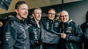 Aston Martin Team 24h Rennen Nordschleife 2018