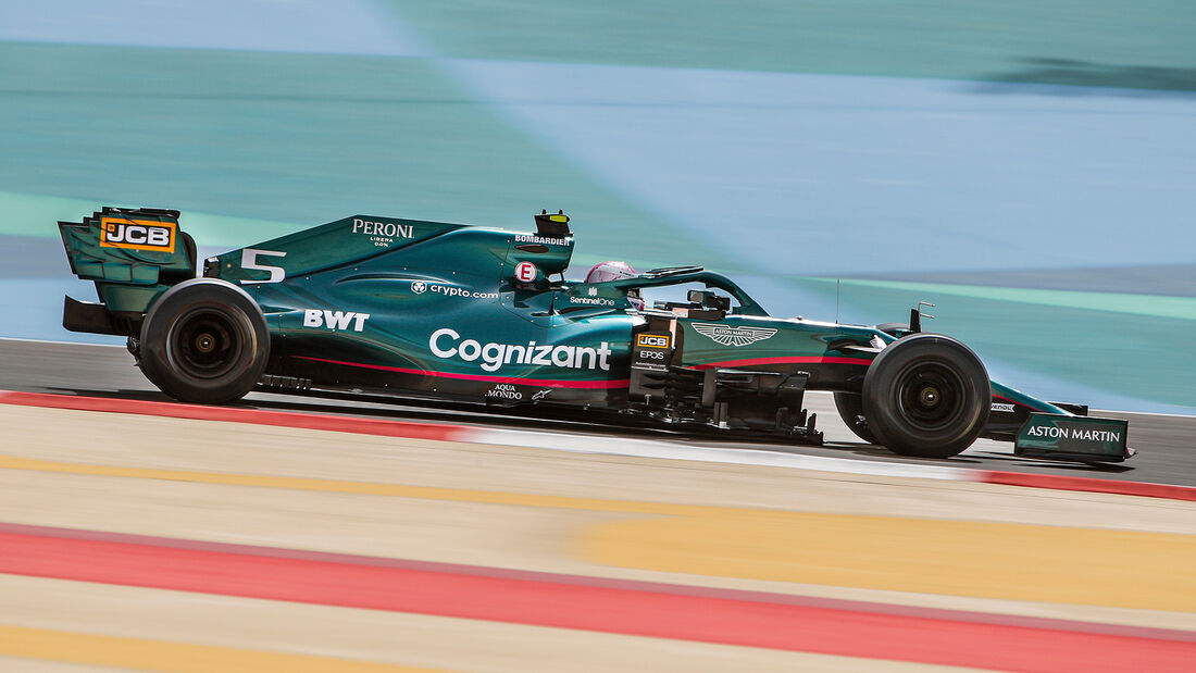 Aston Martin - Technik-Details - Formel 1 - 2021