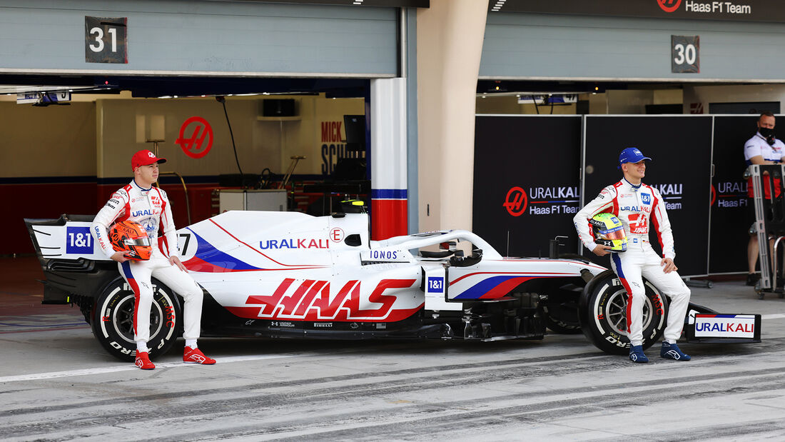 Aston Martin - Test - Formel 1 - Bahrain - 12. März 2021