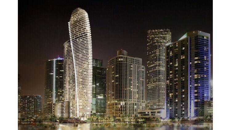 Aston Martin Tower Miami Luxusapartments Auf 66 Etagen Auto Motor Und Sport