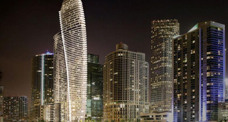 Aston Martin Tower Miami