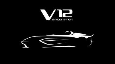 Aston Martin V12 Speedster - Roadster - Sportwagen