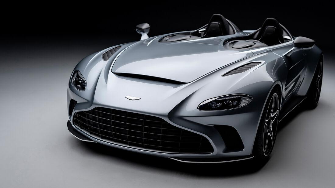 Aston Martin V12 Speedster - Sportwagen - Roadster