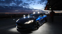 Aston Martin V12 Vanquish S, Frontansicht