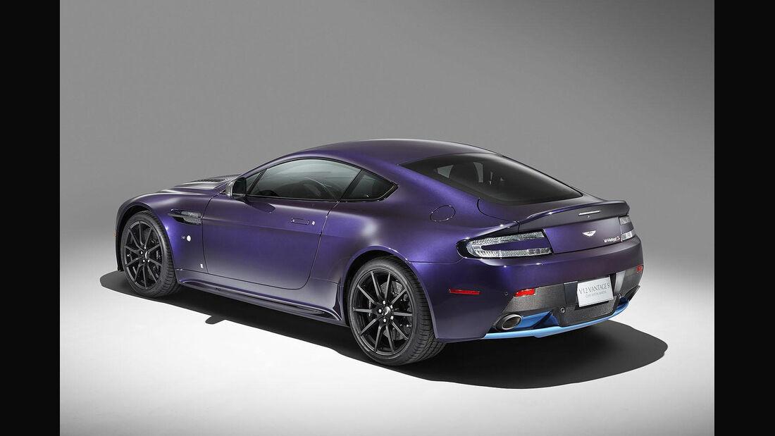 Aston Martin V12 Vantage Q Division
