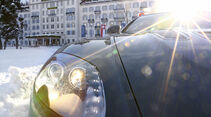 Aston Martin V12 Vantage Roadster, Frontscheinwerfer