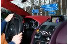 Aston Martin V12 Vantage S, Nordschweden, Lappland, Impression