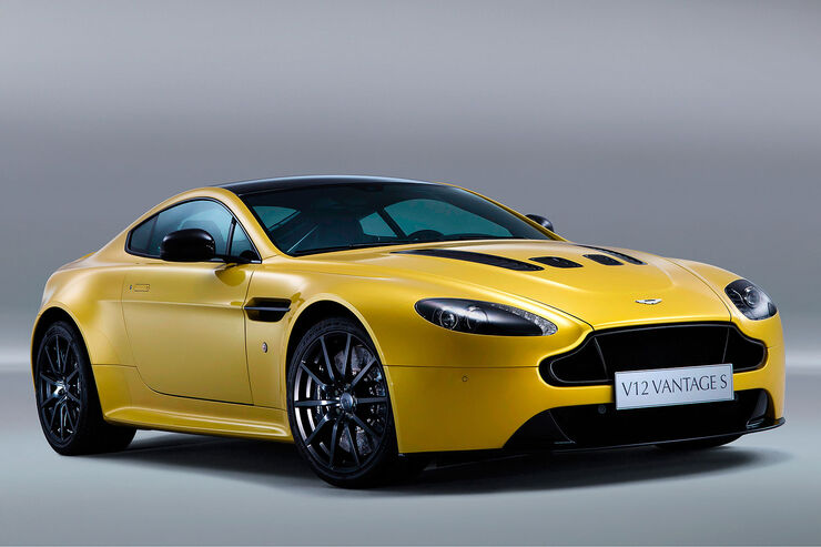 Aston Martin Vantage Alle Generationen Neue Modelle Tests Fahrberichte Auto Motor Und Sport