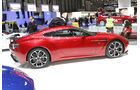 Aston Martin V12 Zagato Auto-Salon Genf 2012