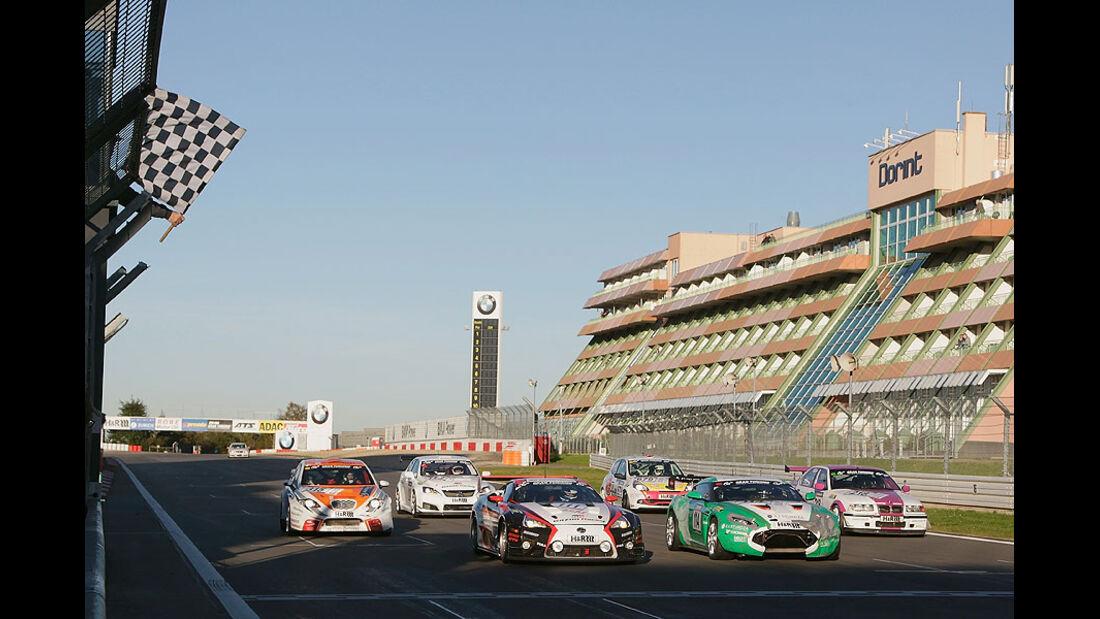 Aston Martin V12 Zagato, Lexus LFA, VLN, Langstreckenmeisterschaft, Nürburgring, 9.Rennen, 15-10-2011, 10/11