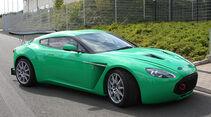 Aston Martin V12 Zagato Rennwagen