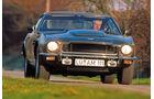 Aston Martin V8, Frontansicht