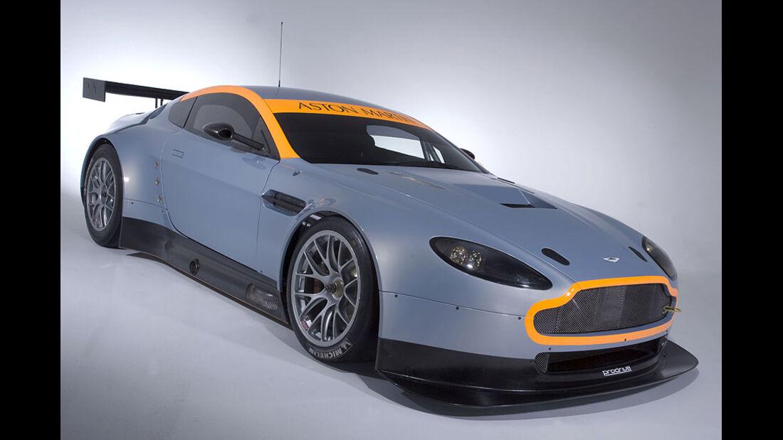 Aston Martin V8 Vantage GT2 Rennwagen