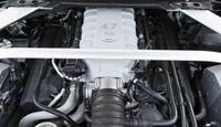 Aston Martin V8 Vantage N420, Motor