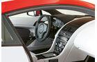 Aston Martin V8 Vantage N430, Cockpit, Interieur