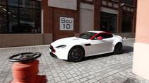 Aston Martin V8 Vantage N430, Seitenansicht