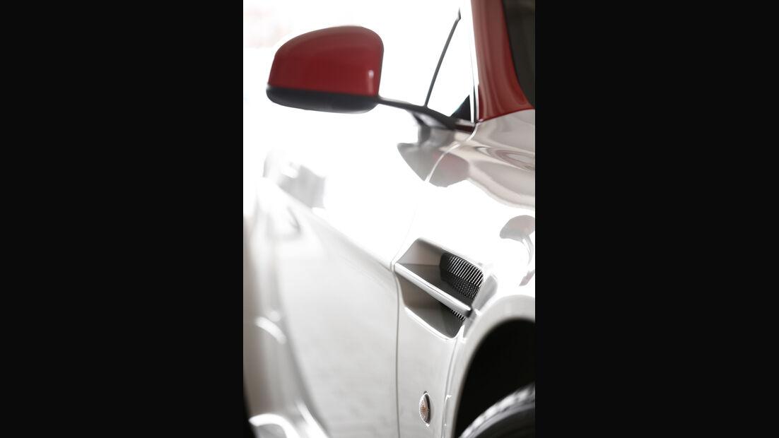 Aston Martin V8 Vantage N430, Seitenspiegel