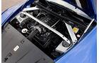 Aston Martin V8 Vantage S, Motorraum, Motor