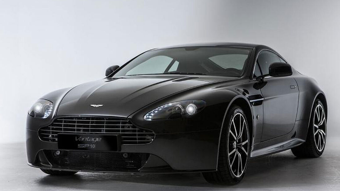 Aston Martin V8 Vantage SP10