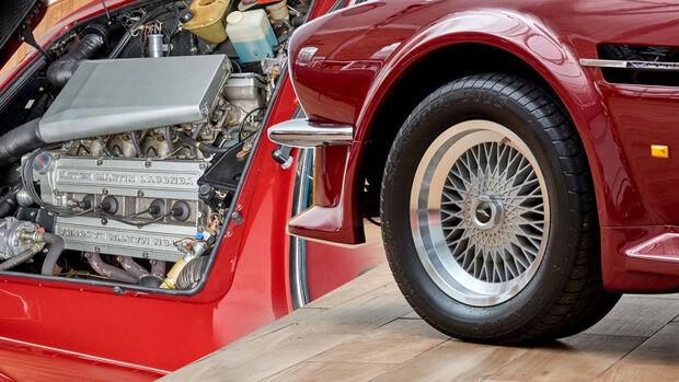 Aston Martin V8 Vantage Volante X Pack David Beckham