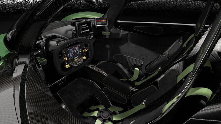 Aston Martin Valkyrie Amr Track Performance Pack Auto Motor Und Sport