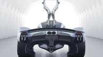Aston Martin Valkyrie, Exterieur