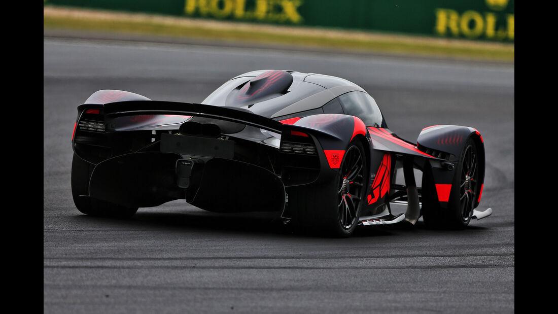 Aston Martin Valkyrie - GP England - Silverstone - Samstag - 13.7.2019