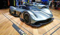 Aston Martin Valkyrie Genfer Auto Salon 2017