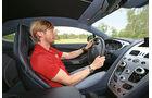 Aston Martin Vanquish, Cockpit, Marcus Peters